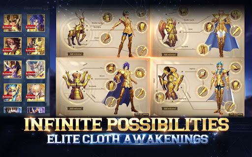 Saint Seiya Awakening: Knights of the Zodiac 1.6.46.37 Screenshots 15