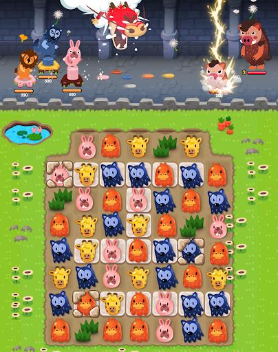 POKOPOKO The Match 3 Puzzle  screenshots 13