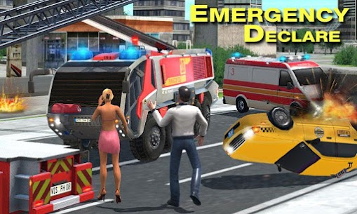 Real Firefighter Training 2020 – Fire Truck Rescue 5