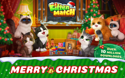 Kitten Match screenshots 2