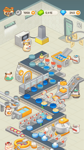 My Factory Cake Tycoon - idle games 1.0.8.1 screenshots 5