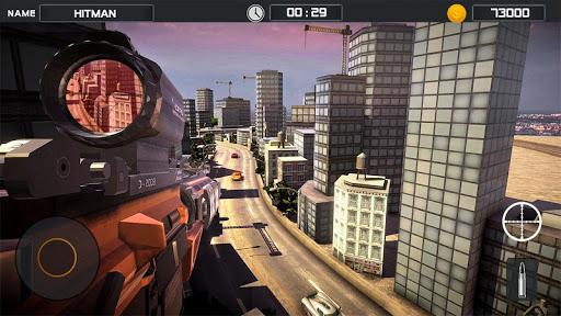 Real Sniper 3d Assasin : Sniper Offline Game apktreat screenshots 1