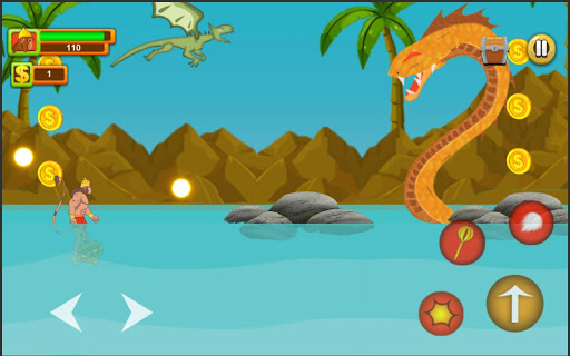 Hanuman Adventures Evolution screenshots 6