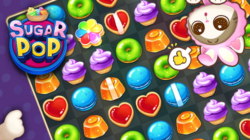 Sugar POP - Sweet Match 3 Puzzle 1.4.4 screenshots 12