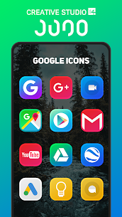 Juno Icon Pack Patched APK 3