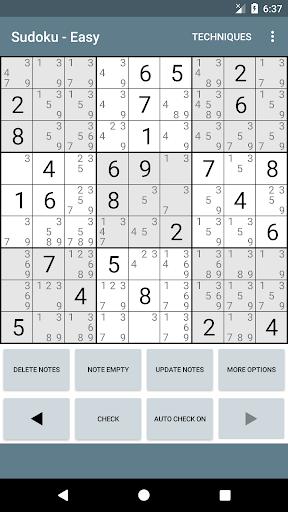 Sudoku 1.4.4 screenshots 1