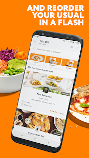 Just Eat UK - Takeaway Delivery Screenshot