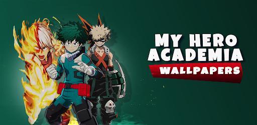 My Hero Academia Live Wallpaper Boku No Hero Apps On Google Play