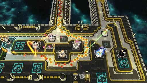 Sci Fi Tower Defense Offline Game. Module TD screenshots 2
