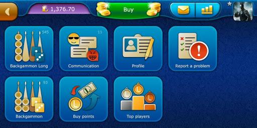 Backgammon LiveGames - live free online game 4.01 screenshots 8
