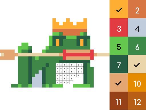 No.Color u2013 Color by Number 1.4.2 screenshots 21