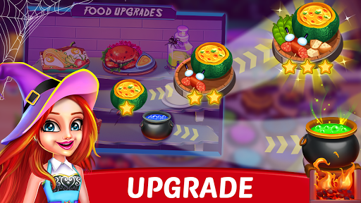 Halloween Cooking : Chef Restaurant Cooking Games apktram screenshots 5