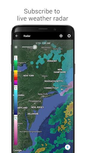 Sense Flip Clock & Weather  Screenshots 8