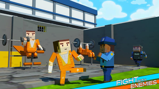 Jail Prison Escape Survival Mission 1.9 screenshots 2