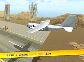 Cargo Plane City Airport