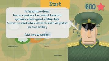 Potatoes Tank - Stars of Vikis