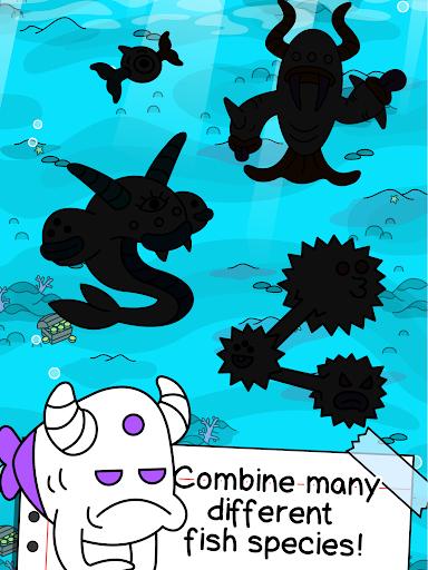 Fish Evolution - Create Mutant Sea Creatures  screenshots 11