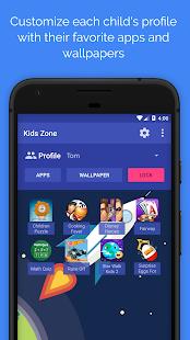 Kids Zone - Parental Controls & Child Lock