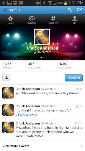 Followers+ for Twitter 1.2.0 Screenshots 5