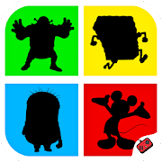 Shadow Quiz Game - Cartoons