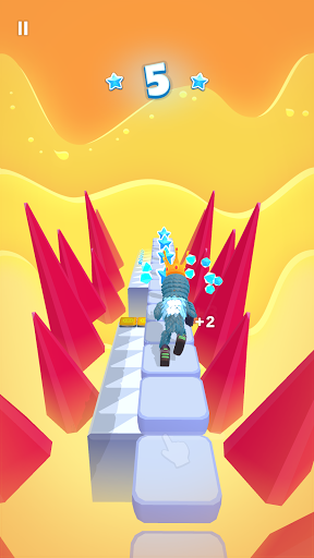 Pixel Rush - Epic Obstacle Course Game screenshots 4