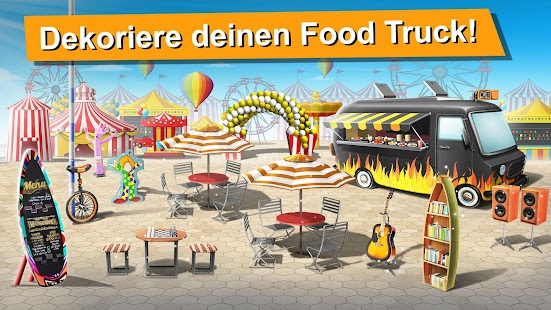 👩‍🍳Food Truck Chef™👨‍🍳 Kochspiel 🍕🥧🍩🍰 Screenshot