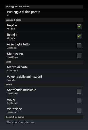 Scopa 1.1.32 Screenshots 13