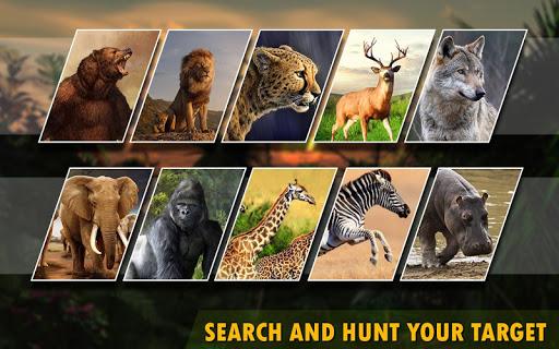 Wild Animals Hunting Games 3D  screenshots 22