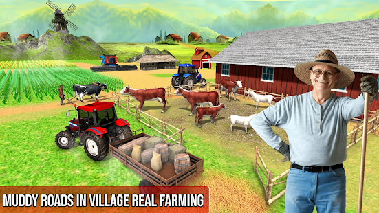 Pak Tractor Cargo 3D Farming 0.1 Pc-softi 13