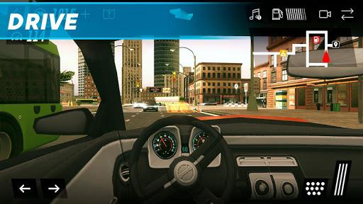 Driving Car Simulator 2.0.2 screenshots 1