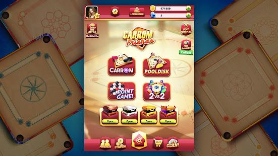 Carrom Friends : Carrom Board & Pool Game 1.0.33 Screenshots 14