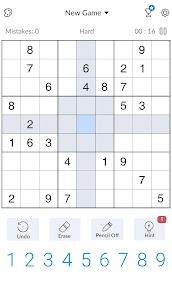 Sudoku – Free Classic Sudoku Puzzles Apk Download NEW 2021 4