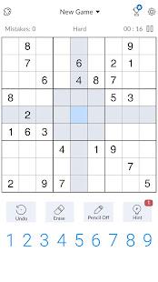 Sudoku - Free Classic Sudoku Puzzles screenshots 4
