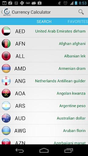 Currency Converter - Exchange  screenshots 3