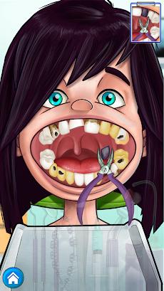 子供向け歯医者さんゲームのおすすめ画像1