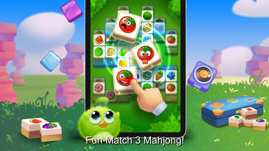 Tile Wings: Match 3 Mahjong Master