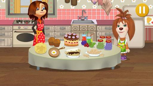 Барбоскины: Готовка Еды для Девочек 1.1.7 screenshots 1