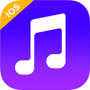 iMusic Music Player IOS style 2.0.1 by NHStudio logo