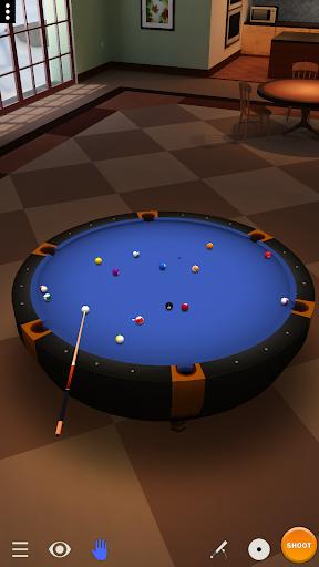 Pool Break Pro 3D Billiards Snooker Carrom  screenshots 1