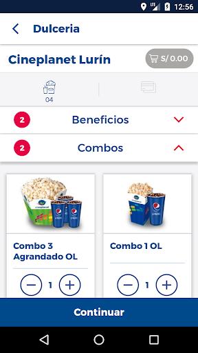 Cineplanet Peru00fa screenshots 6