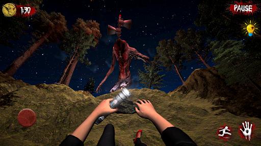 Siren Head Game: Horror Hospital Apkfinish screenshots 11