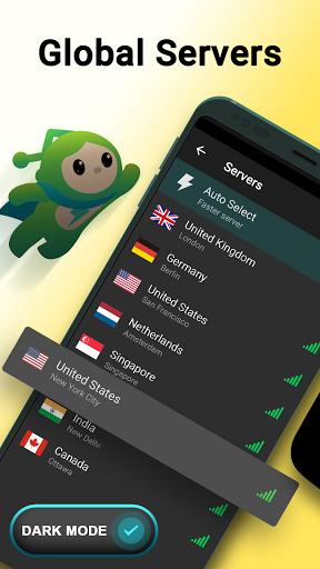Mojo VPN - Fast Free Unlimited VPN & Security VPN android2mod screenshots 2