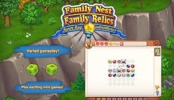 Family Nest: Family Relics - Farm Adventures