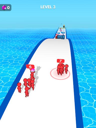 Crowd Battle 3D  screenshots 10