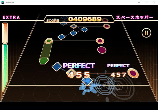 ChainBeeT u3010Music Gameu3011 android2mod screenshots 4