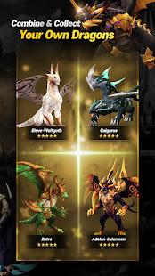 Hack Game DragonSky : Idle & Merge apk free