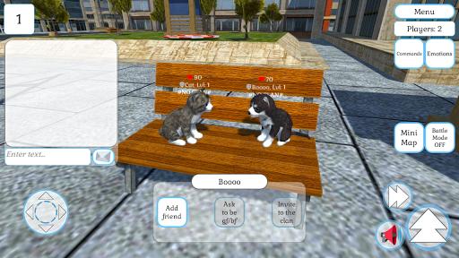 Cute Cat And Puppy World screenshots 3