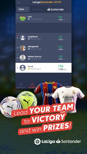 LaLiga Fantasy MARCAufe0f 2021: Soccer Manager 4.4.10 screenshots 8