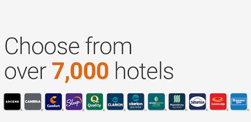 choice advantage hotels login