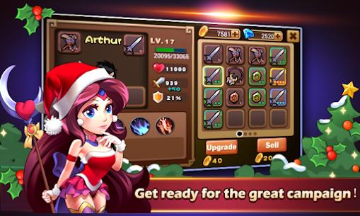 Brave Fighter: Demon Revenge MOD APK 2021 [Unlimited Money & Free Shopping] 2